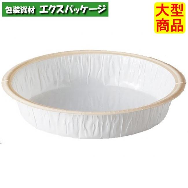 【天満紙器】エコライトBミドル ホワイト EL41 2651041 800枚入 【ケース販売】