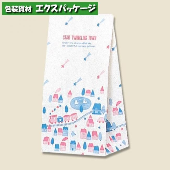 【シモジマ】角底袋 ポッポ No.4 2000枚入 #004051400 【ケース販売】