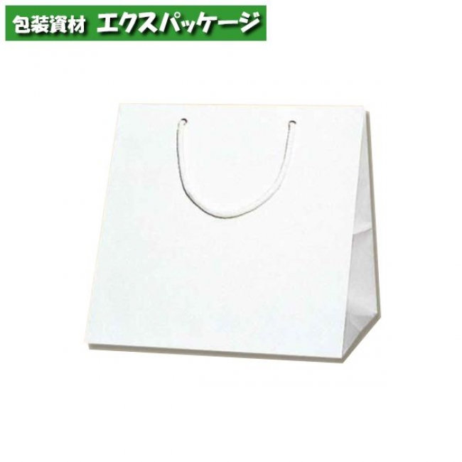 【シモジマ】ブライトバッグ C1 シロ 50枚入 #006459500 【ケース販売】