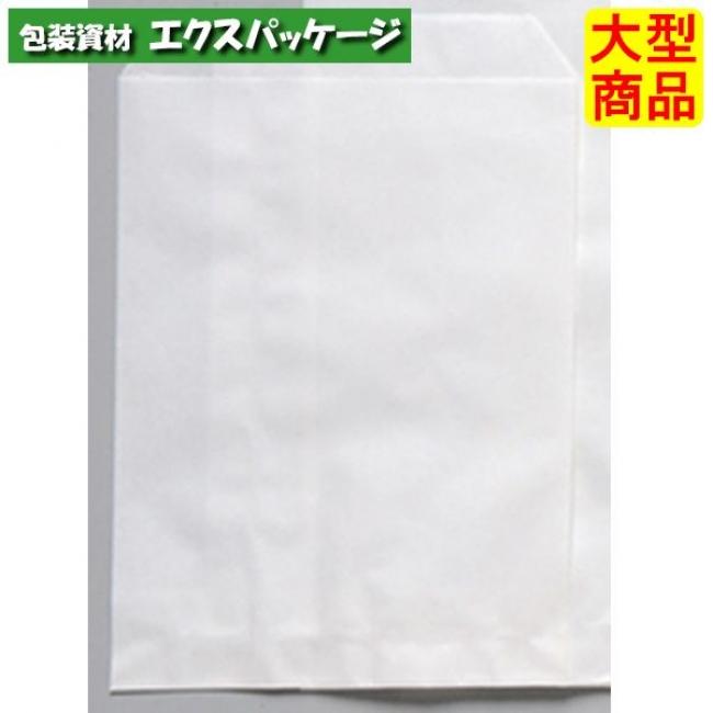 平袋 白7 白無地 ヒモなし XZT01065 10000枚入 ケース販売 取り寄せ品 パックタケヤマ