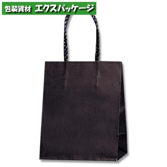スムースバッグ 16-09 黒無地 300枚入 #003155901 ケース販売 取り寄せ品 シモジマ