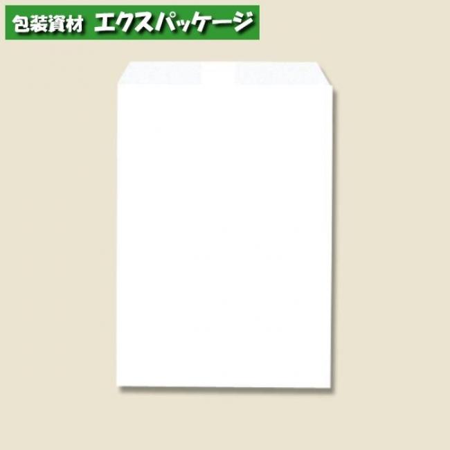 純白袋 No.4 白無地 5000枚入 #004101400 ケース販売 取り寄せ品 シモジマ