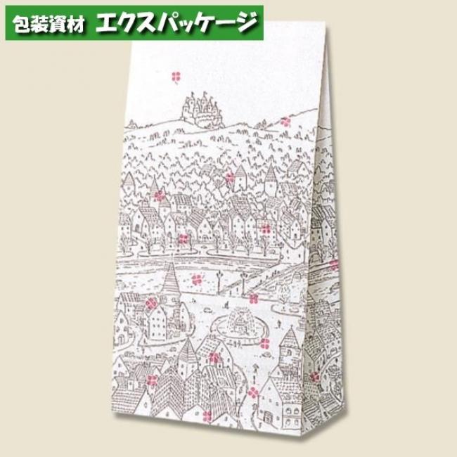 角底袋 チロル No.4 2000枚入 #004040400 ケース販売 取り寄せ品 シモジマ