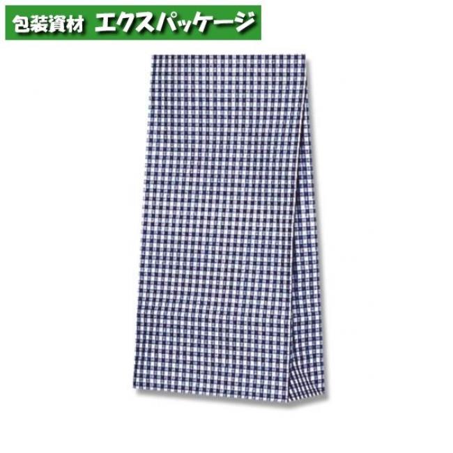 ファンシーバッグ S3 ギンガムミニ 青 1500枚入 #003079400 ケース販売 取り寄せ品 シモジマ