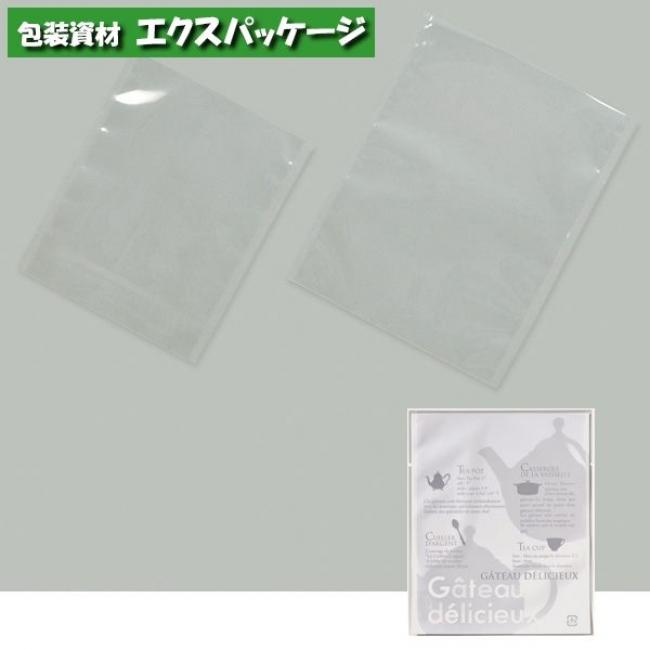 カマス袋 カマスGT (透明タイプ) No.3 ポットホワイト 4000枚 0804304(0804436) ケース販売 取り寄せ品 福助工業