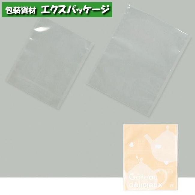 【福助工業】カマス袋 カマスGT (透明タイプ) No.3ポットクリーム 4000枚 0804312 【送料無料】 【ケース販売】