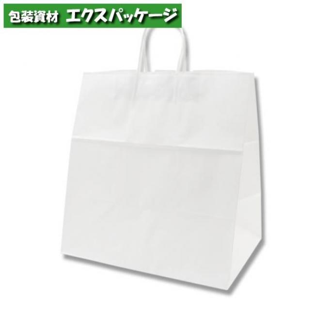 25チャームバッグ 38-4 晒120g 白無地 200枚入 #003291000 ケース販売 取り寄せ品 シモジマ