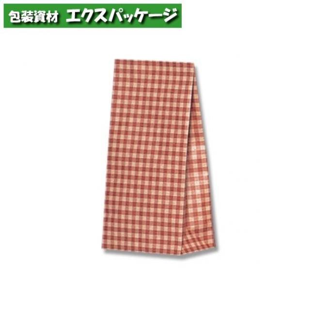 ファンシーバッグ SS ギンガム2 R 2000枚入 #003079700 ケース販売 取り寄せ品 シモジマ