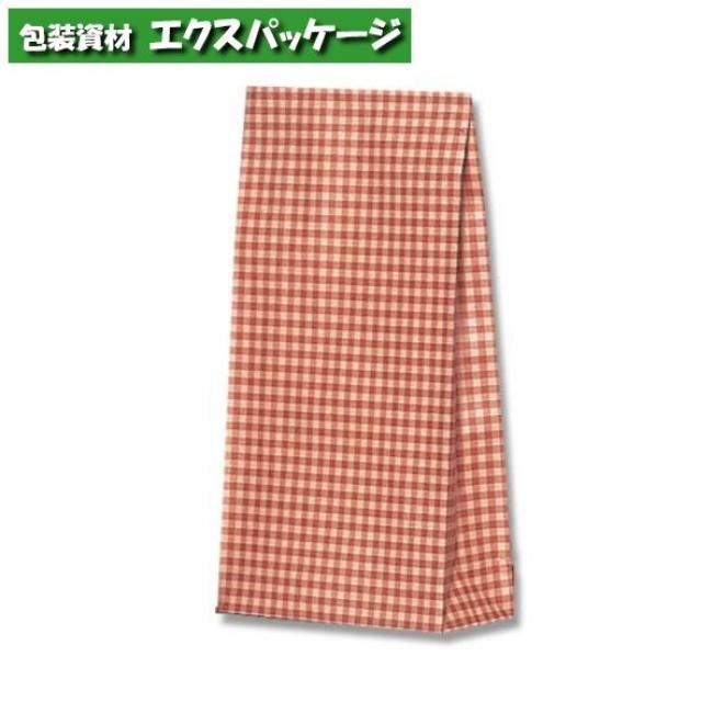 ファンシーバッグ S3 ギンガム2 R 1500枚入 #003079730 ケース販売 取り寄せ品 シモジマ