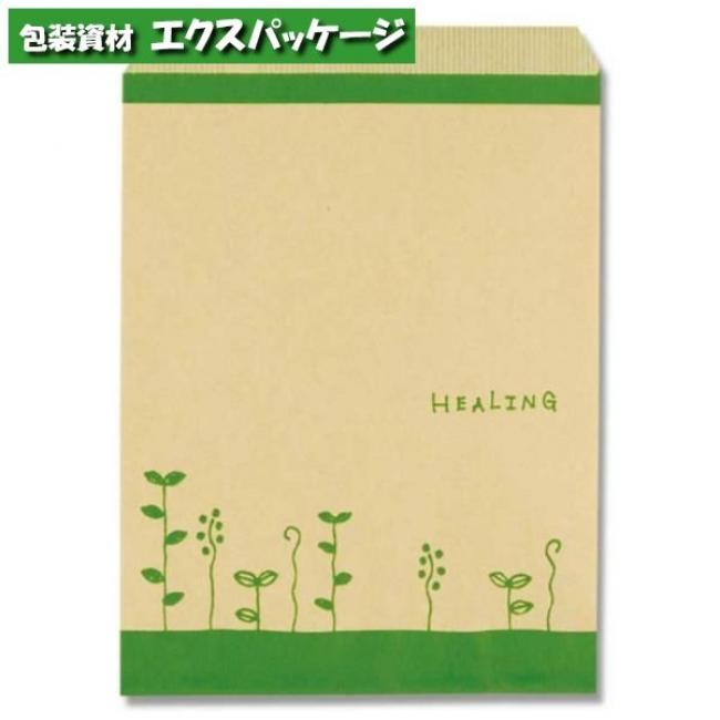 柄小袋 Rタイプ R-70 ハーブリーフG 6000枚入 #006527131 ケース販売 取り寄せ品 シモジマ