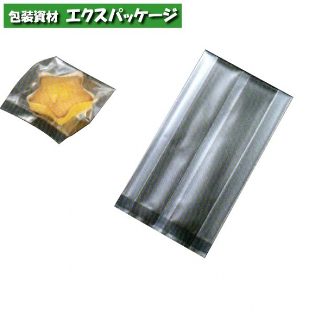個包装袋 透明無地 XF8601 6090301 1500枚入 ケース販売 取り寄せ品 天満紙器