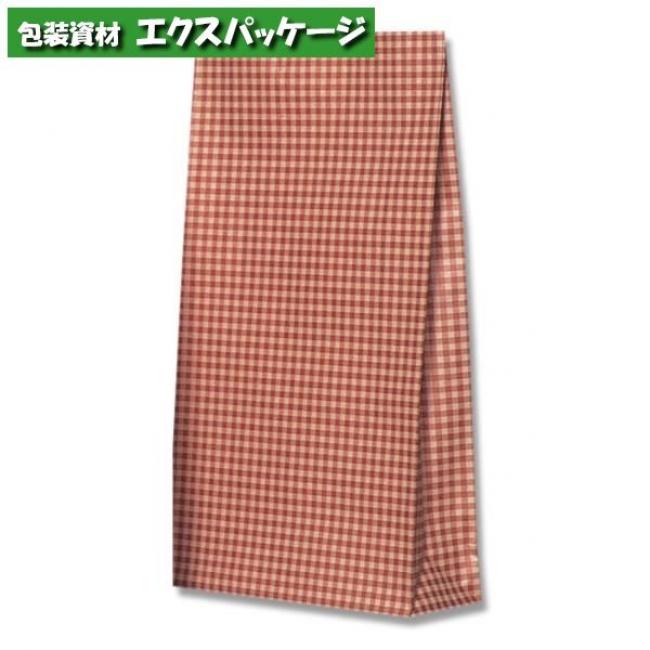 【シモジマ】ファンシーバッグ 4才 ギンガム2 R 1000枚入 #002630500 【ケース販売】