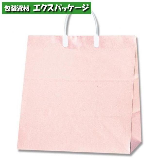 【シモジマ】ワイドバッグ ピンク S 100枚入 #006460306 【ケース販売】