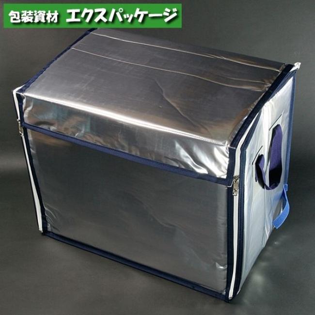 【オリジナル】折りたたみ式 保冷保温ボックス ネオシッパー K-10 (前開きタイプ) 1入