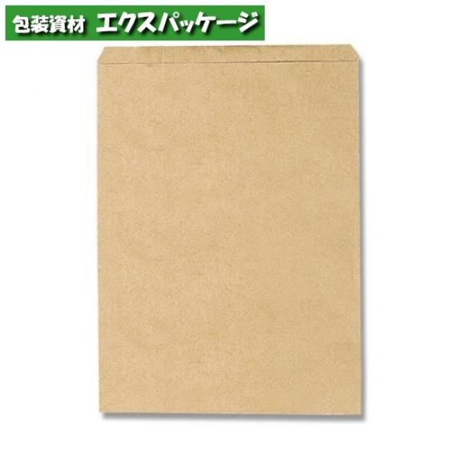 【シモジマ】柄小袋 Rタイプ R-20 未晒無地 クラフト 2000枚入 #006524830 【ケース販売】
