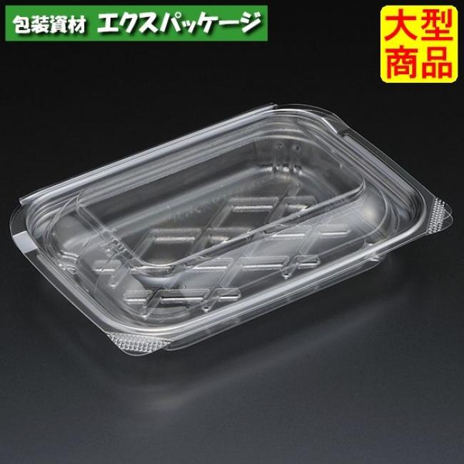 アスコンY 104A 透明 本体・蓋一体 800枚入 4A04110 ケース販売 取り寄せ品 スミ