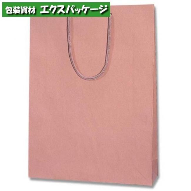 【シモジマ】プレーンチャームバッグ 2才 アズキ 100枚入 #005360102 【ケース販売】