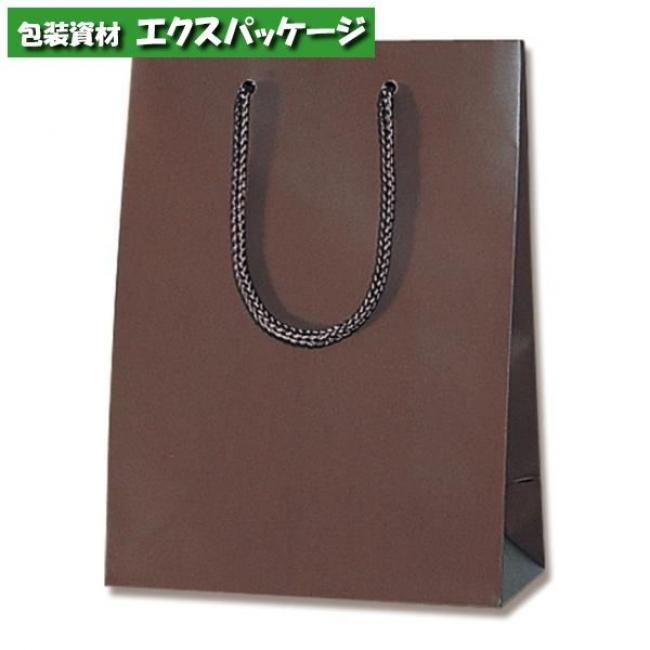 ブライトバッグ T-3 チョコブラウン マットPP貼り 50枚入 #006143170 ケース販売 取り寄せ品 シモジマ