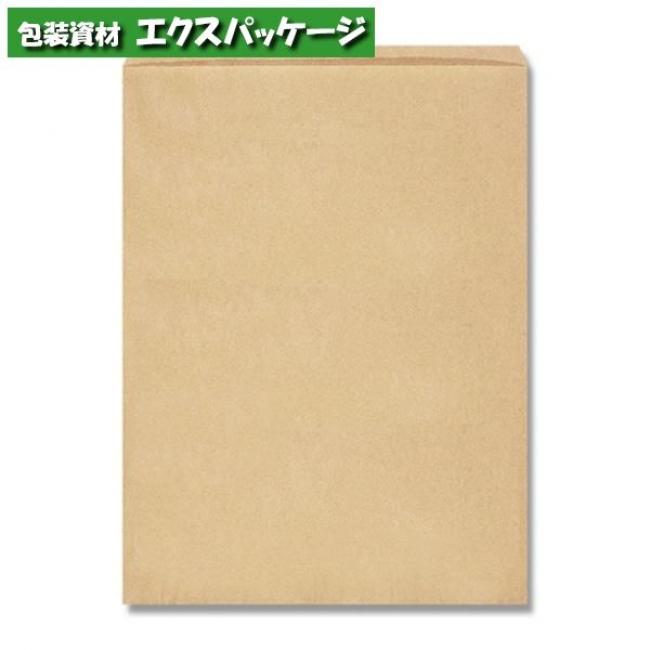 柄小袋 Rタイプ R-10 未晒無地 クラフト 2000枚入 #006525125 ケース販売 取り寄せ品 シモジマ