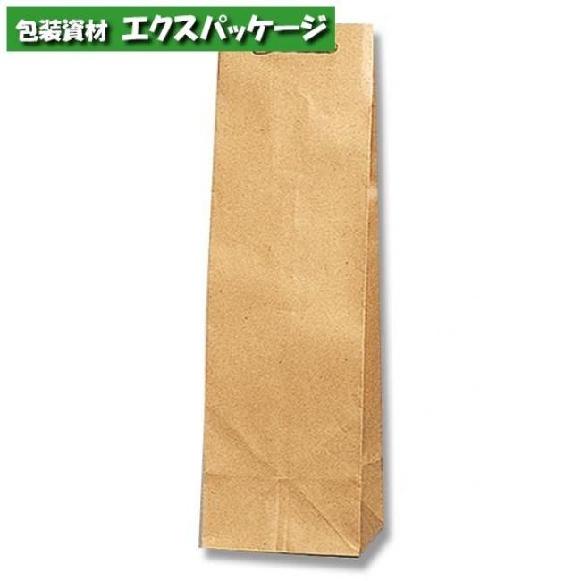 T型チャームバッグ B-1 未晒無地 クラフト 200枚入 #003190100 ケース販売 取り寄せ品 シモジマ