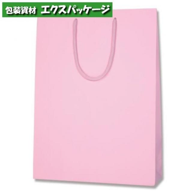 【シモジマ】プレーンチャームバッグ 2才 ピンク 100枚入 #005360106 【ケース販売】