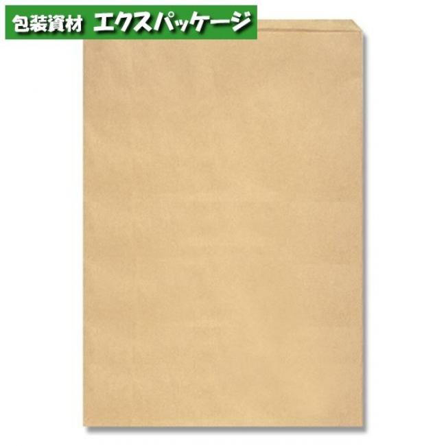 【シモジマ】柄小袋 Rタイプ R-0 未晒無地 クラフト 1000枚入 #006524925 【ケース販売】