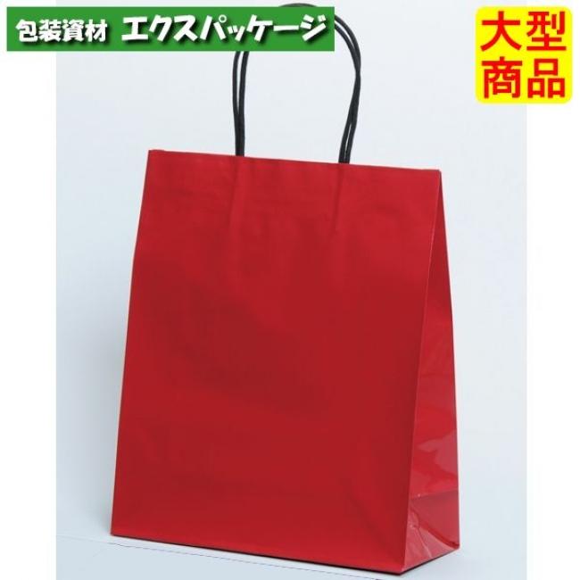 【パックタケヤマ】手提袋 ストレートバッグ STB プリティ ローズ XZT00807 100入 【ケース販売】