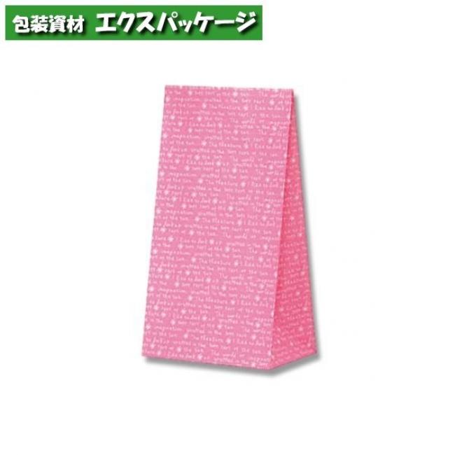 ファンシーバッグ Kタイプ No.4 スリムレター P 2000枚入 #002698014 ケース販売 取り寄せ品 シモジマ