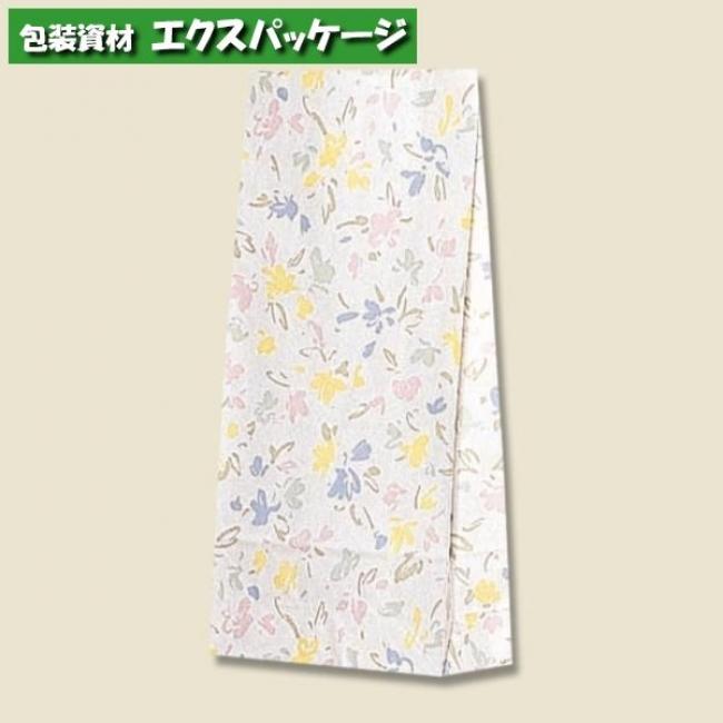 ファンシーバッグ S4 ペールフラワー 1500枚入 #003050400 ケース販売 取り寄せ品 シモジマ