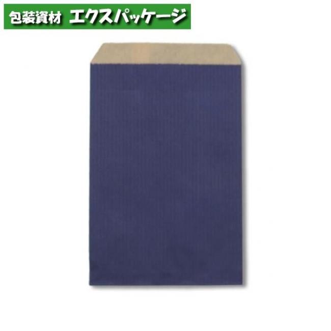 柄小袋 Rタイプ R-85 未晒ネイビーN 6000枚入 #006527005 ケース販売 取り寄せ品 シモジマ