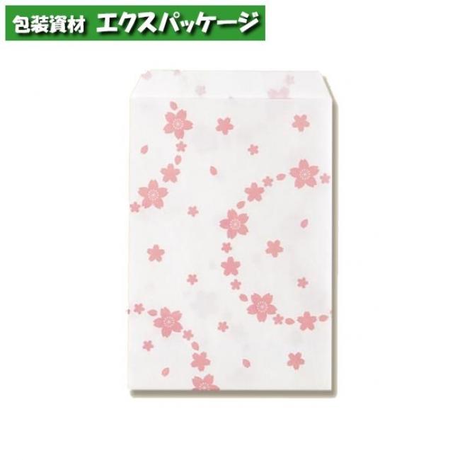 柄小袋 Rタイプ R-85 舞桜 6000枚入 #006527312 ケース販売 取り寄せ品 シモジマ