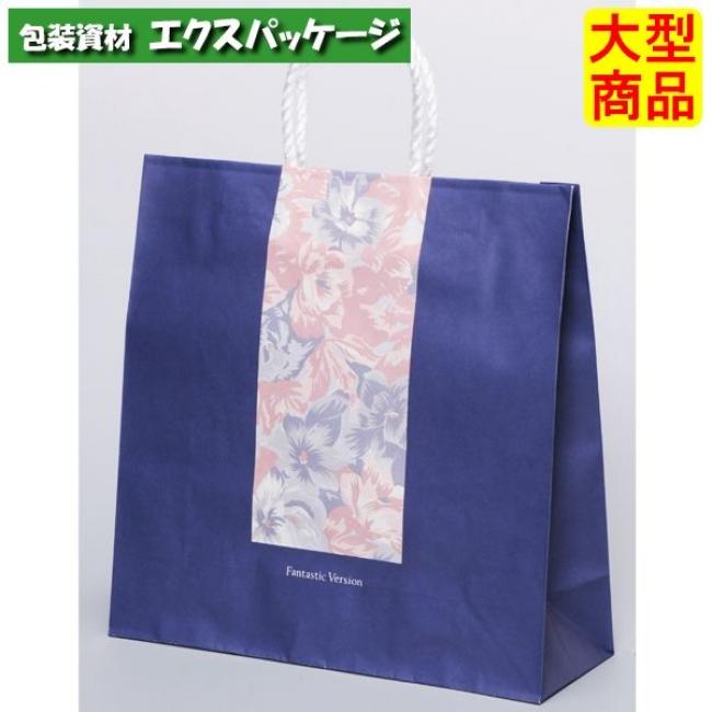 手提袋 ストレートバッグ 3才 ブロッサム XZT00815 200枚入 ケース販売 取り寄せ品 パックタケヤマ