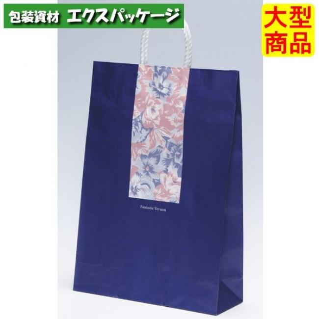 手提袋 ストレートバッグ 2才 ブロッサム XZT00814 200枚入 ケース販売 取り寄せ品 パックタケヤマ