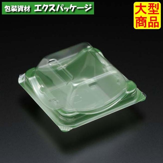 【スミ】ユニコン SD-1 GRグリーン 1500枚入 本体・蓋一体 5D01104 Vol.22P66 【ケース販売】
