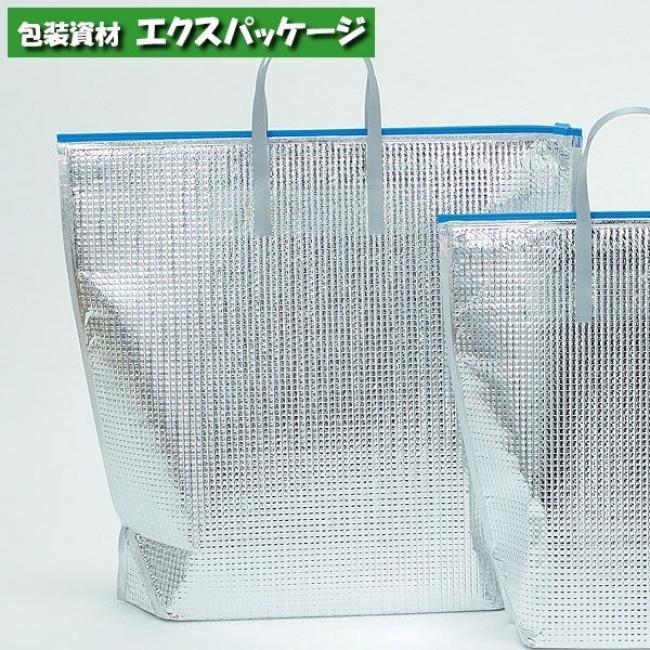 【酒井化学工業】レールファスナー付き保冷袋 ミナクールパック C7R 角底L 50入 【ケース販売】