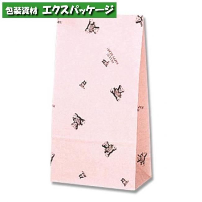 ファンシーバッグ S2 ハッピーベア 2000枚入 #003085200 ケース販売 取り寄せ品 シモジマ