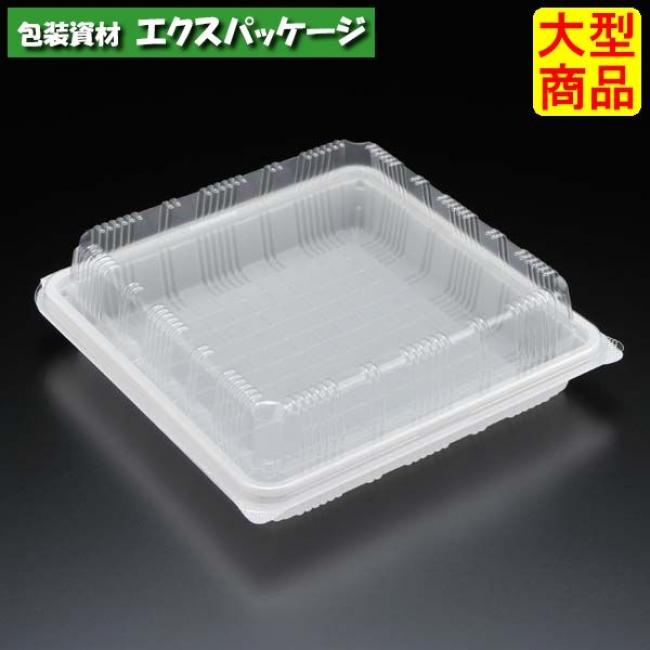 ユニコン LS-角7(盛) W(白) 300枚入 本体・蓋一体 5LK7161 ケース販売 大型商品 取り寄せ品 スミ