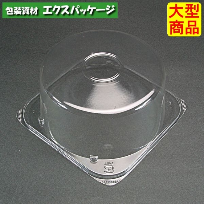 【スミ】エスコン AP F140-10 透明蓋 60mm 1200枚入 2014221 Vol.22P34 【ケース販売】