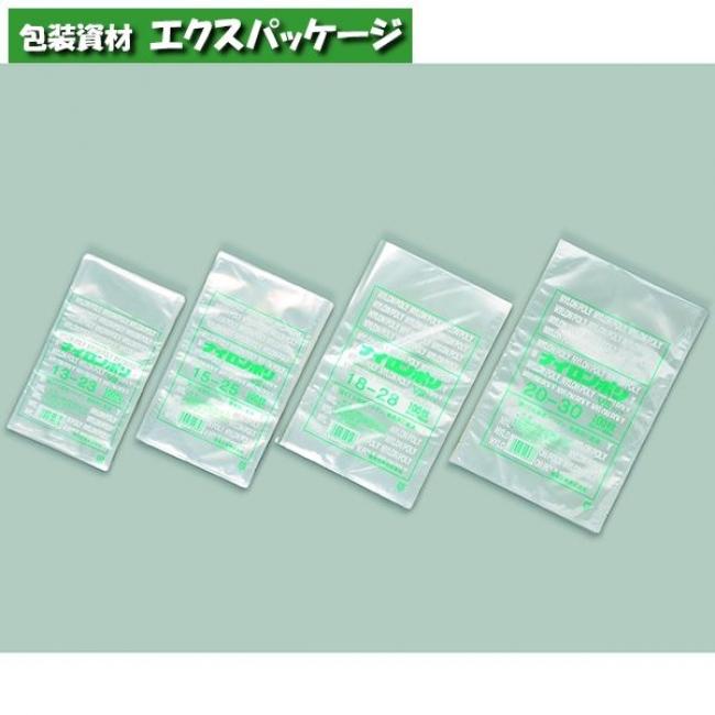 【福助工業】ナイロンポリ VSタイプ 15-25 4000枚 0708550 【送料無料】 【ケース販売】