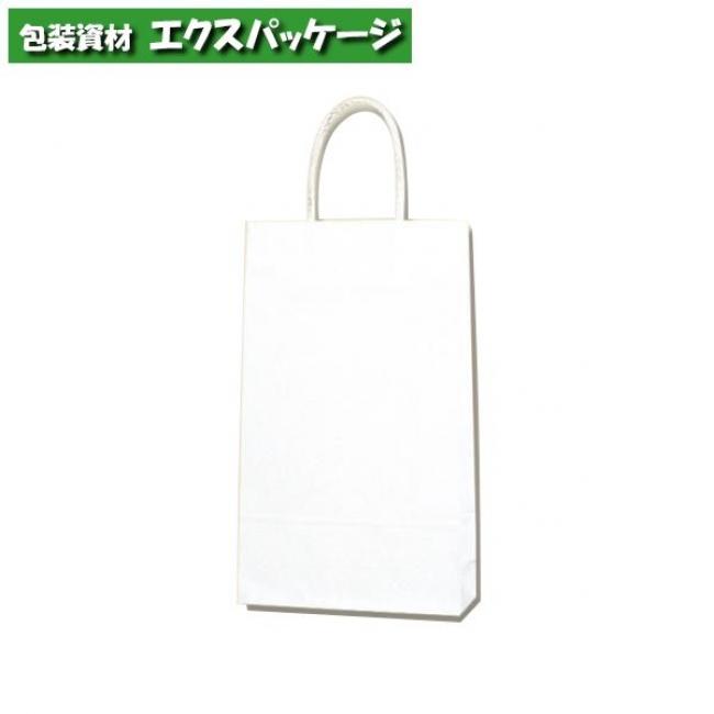 スムースバッグ 4才 片艶100g 白無地 300枚入 #003156090 ケース販売 取り寄せ品 シモジマ