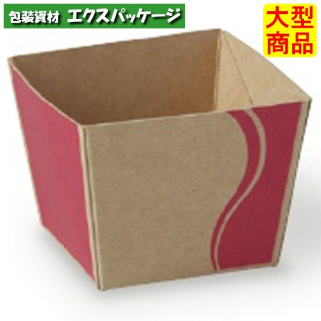 クラフトキューブ チェリー BT12 3800201 2000枚入 ケース販売 大型商品 取り寄せ品 天満紙器