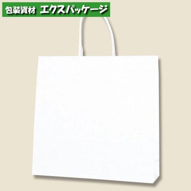 スムースバッグ 3才N 片艶120g 白無地 300枚入 #003158500 ケース販売 取り寄せ品 シモジマ
