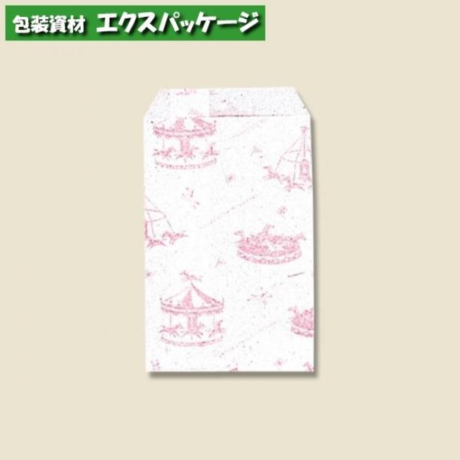 柄小袋 Rタイプ R-100 メリーゴ-ランドP 6000枚入 #006521620 ケース販売 取り寄せ品 シモジマ