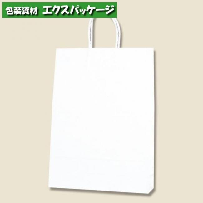 【シモジマ】スムースバッグ 2才 片艶120g 白無地 300枚入 #003157300 【ケース販売】
