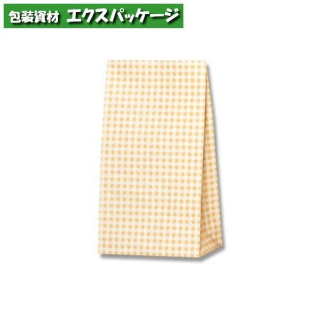 ファンシーバッグ Kタイプ No.4 晒ギンガム2 Y 2000枚入 #002698001 ケース販売 取り寄せ品 シモジマ
