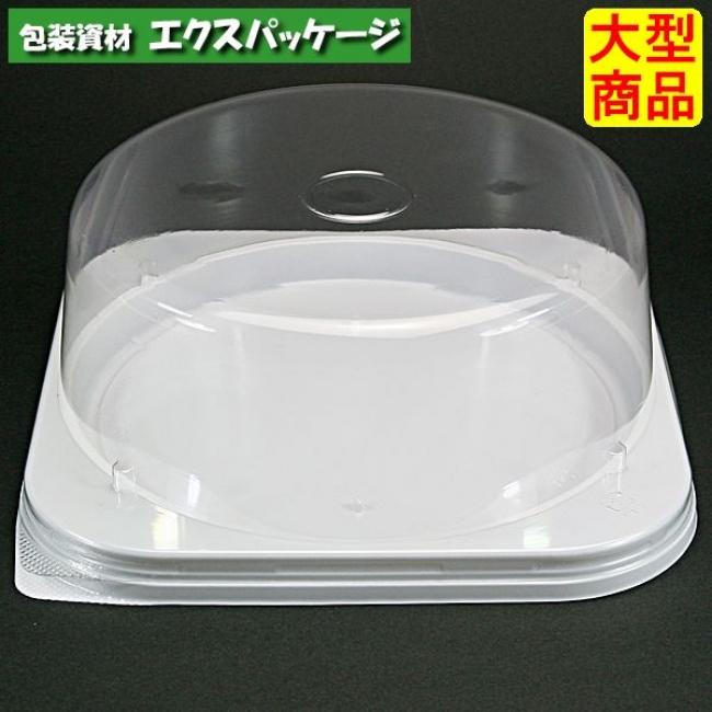 【スミ】エスコン AP F220 透明蓋 68mm 400枚入 2222221 Vol.22P36 【ケース販売】