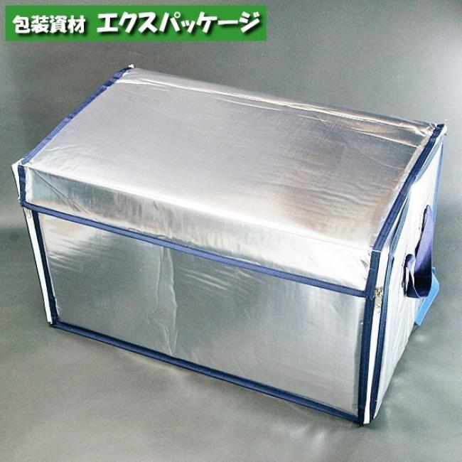 【オリジナル】折りたたみ式 保冷保温ボックス ネオシッパー K-8 (前開きタイプ) 1入