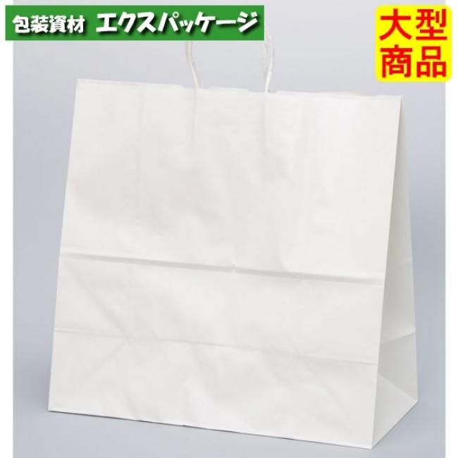 手提袋 HV150 晒 無地(白無地) XZT00872 150枚入 ケース販売 取り寄せ品 パックタケヤマ