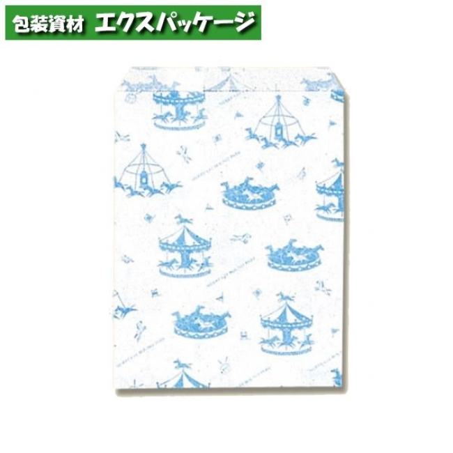 柄小袋 Rタイプ R-70 メリーゴ-ランドB 6000枚入 #006521221 ケース販売 取り寄せ品 シモジマ