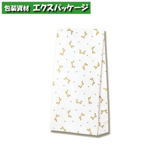 ファンシーバッグ S2 ニューリボン 金 2000枚入 #003083200 ケース販売 取り寄せ品 シモジマ